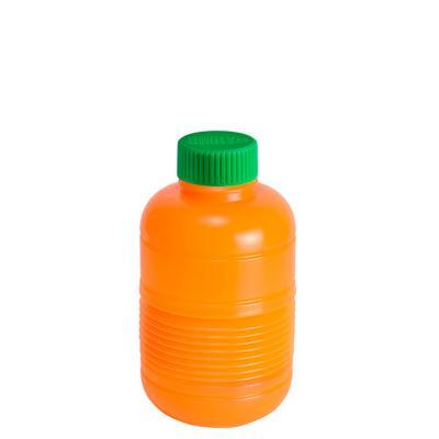 Botella plegable Squeasy 700ml Rabbit naranja