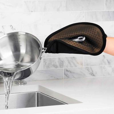 Agarrador horno cocina silicona Oxo