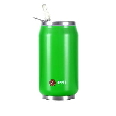 Lata térmica pull Can'it 280 ml manzana