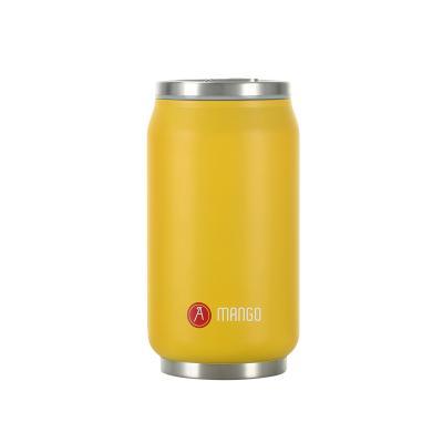 Lata térmica pull Can'it 280 ml amarillo mango