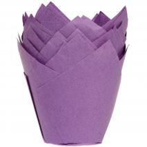 Paper cupcakes x36 Tulipa
