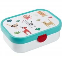Fiambrera mediana Lunchbox animal friends