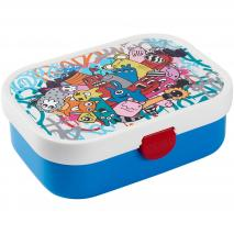 Fiambrera mitjana Lunchbox graffiti