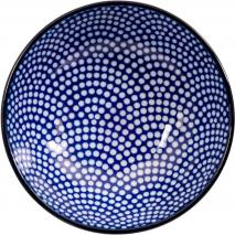 Cuenco para soja Nippon Blue dots