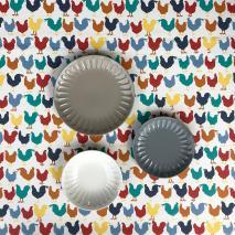 Estovalles resinades Studio Poulet color
