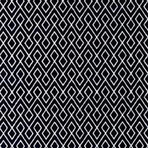 Mantel redondo resinado 140 Norfolk black