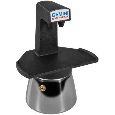 Cafetera Express Gemini Inducción 1-2 tazas