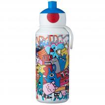 Botella pop-up 400 ml graffiti