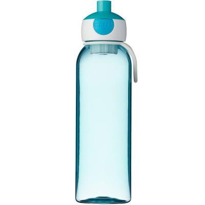 Botella pop-up transparente colores