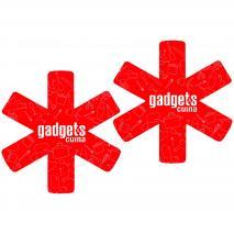 Set 2 protectores sartenes Gadgets 38 cm