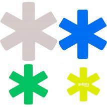 4 protectores sartenes antiadherentes 38-34-27-18 cm