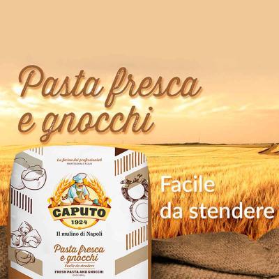 Harina Caputo 00 Pasta fresca 1 kg