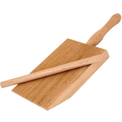 Tabla y pala para moldear gnocchi y garganelli