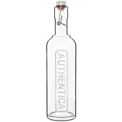 Botella cristal Authentica con tapón
