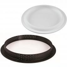 Molde silicona Kit Tarta Ring 19 cm
