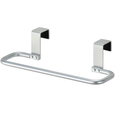 Colgador aluminio de cajón para trapos cocina