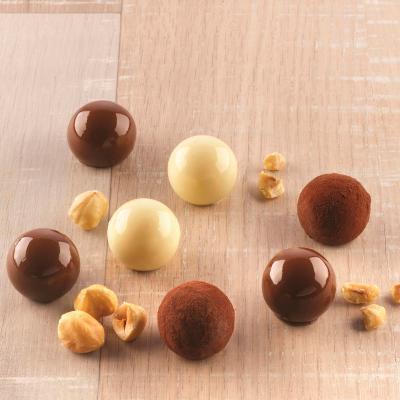 Molde Truffles x8 cav 70 ml
