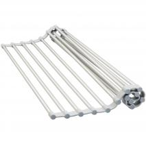 Protector fregadero y salvamanteles aluminio L