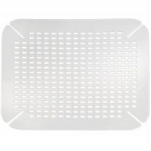 Protector de pica adaptable transparente