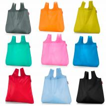 Bolsa plegable Mini maxi shopper colores
