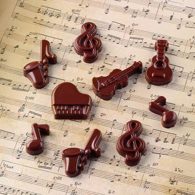 Molde bombones silicona Melody