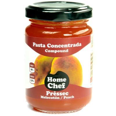 Pasta concentrada Melocotón 170 g