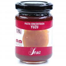 Pasta concentrada Yuzu 170 g