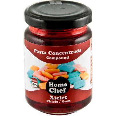 Pasta de Chicle 170 g Home Chef