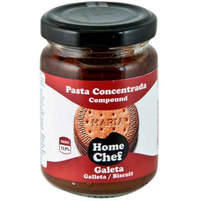 Pasta de Galleta 160 g Home Chef