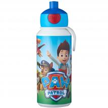 Botella pop-up 400 ml Patrulla canina