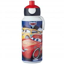 Botella pop-up 400 ml Cars
