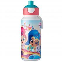 Botella pop-up 400 ml Shimmer&Shine
