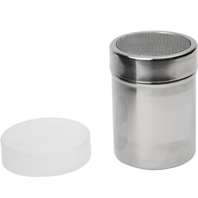 Colador tamizador tapa rejilla acero inox.