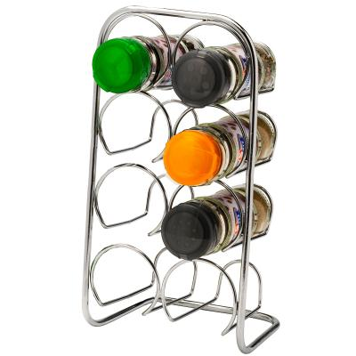 Soporte rack para 8 botes especias