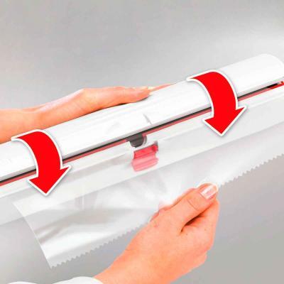 Cortador papel film y papel aluminio