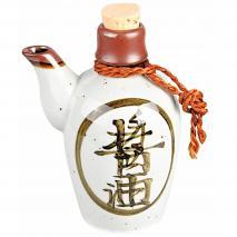 Jarra para soja japonesa tapón corcho