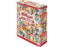 Caja metálica cereales Kellogg's Original XL