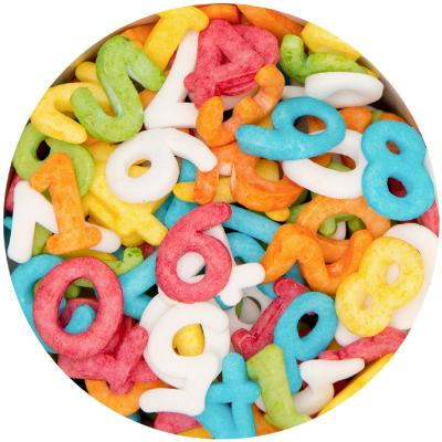 Sprinkes Números multicolor 35 g