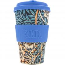 Taza bambú tapa Ecoffee WM 400 ml Lily