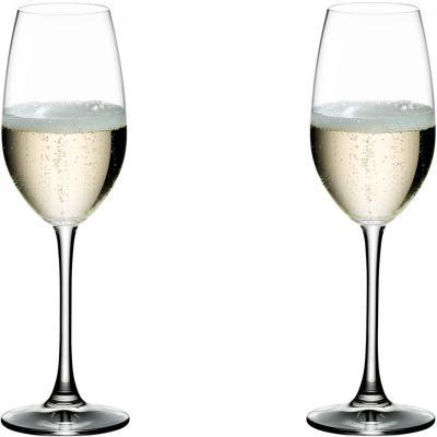 2x Copa Riedel Overture Champagne