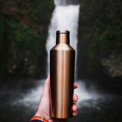 Botella térmica acero Corkcicle 475 ml cobre