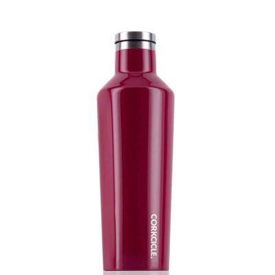 Botella térmica acero Corkcicle 475 ml vino merlot