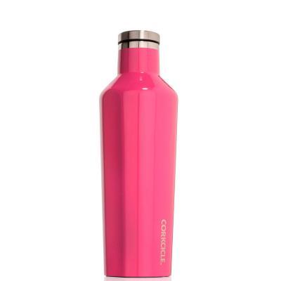 Botella térmica acero Corkcicle 475 ml fucsia