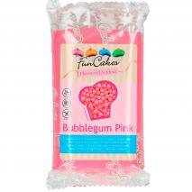 Fondant FunCakes sabor Xiclet rosa 250 g