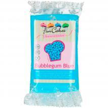 Fondant FunCakes sabor Xiclet blau 250 g