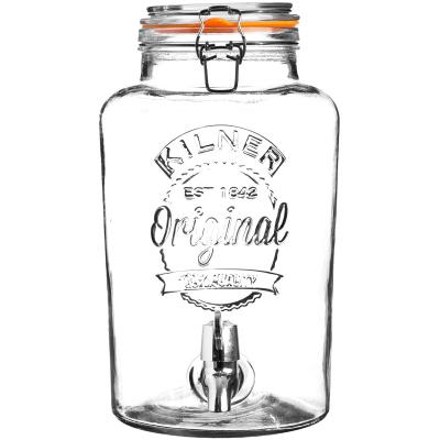 Dispensador bebidas Kilner Original 5 L