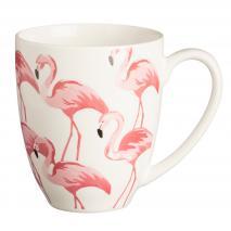 Taza mug Flamenco rosa