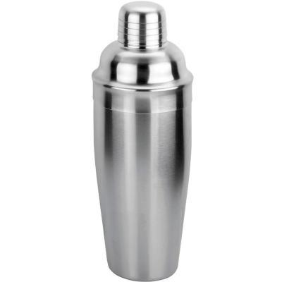 Coctelera acero satin 0,7 L