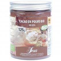 Cacao Bio 20-22% en polvo 125 g