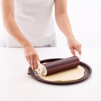 Molde pizza con agujeros silicona redondo Crunchy